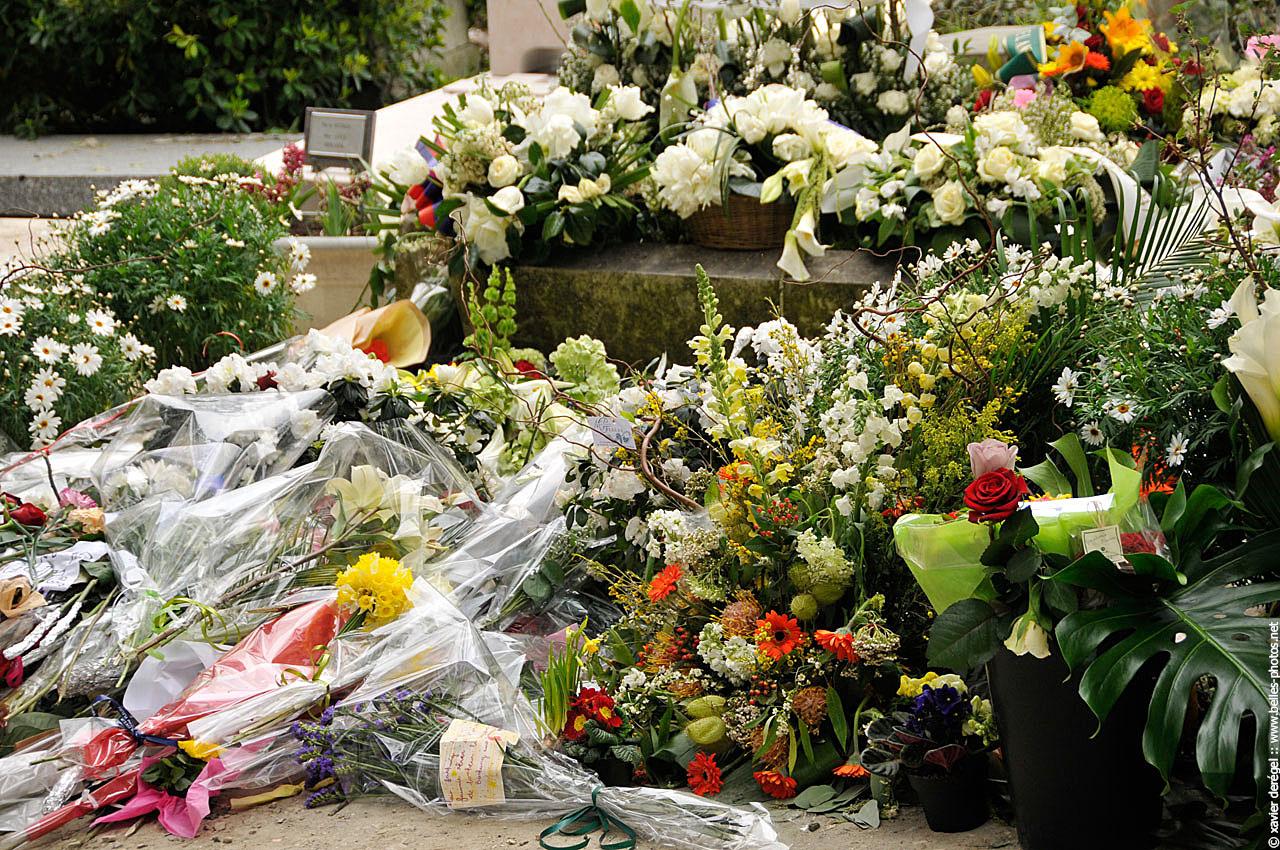 condoleances fleurs