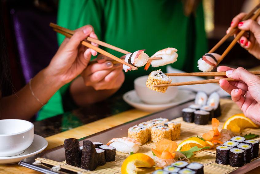 manger au japon regles
