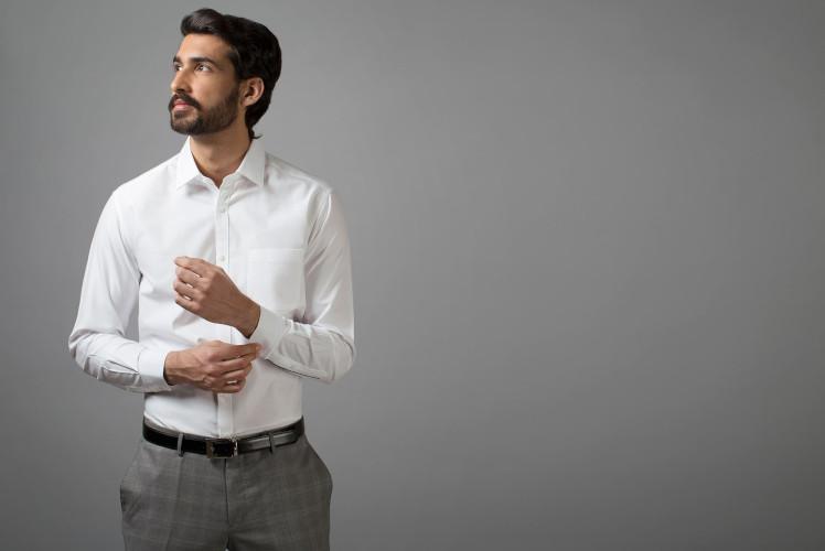 chemise blanche homme choisir